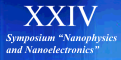 "XXIV Symposium ""Nanophysics and Nanoelectronics"""